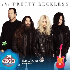 The Pretty Reckless koncert - Budapest